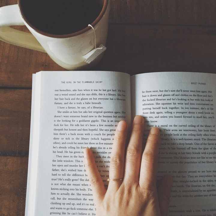Why I read diversebooks