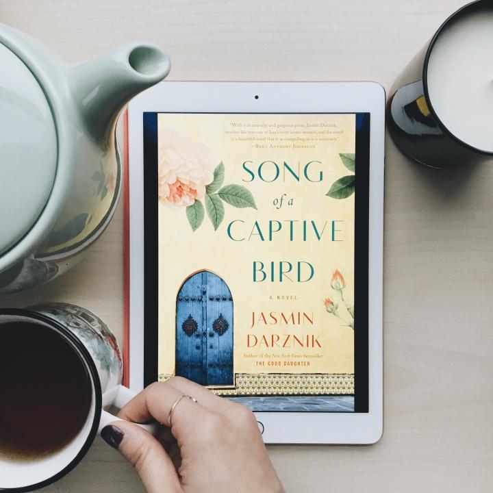 Song of a Captive Bird by JasminDarznik