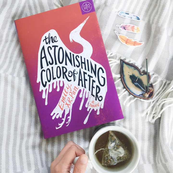 The Astonishing Color of After by Emily XR Pan