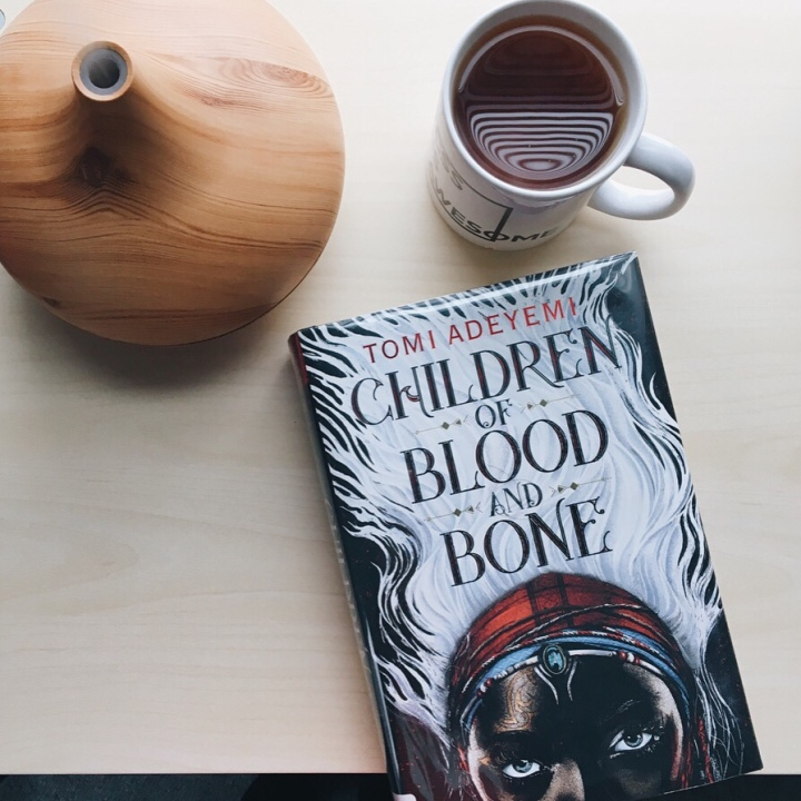 Children of Blood and Bone by TomiAdeyemi