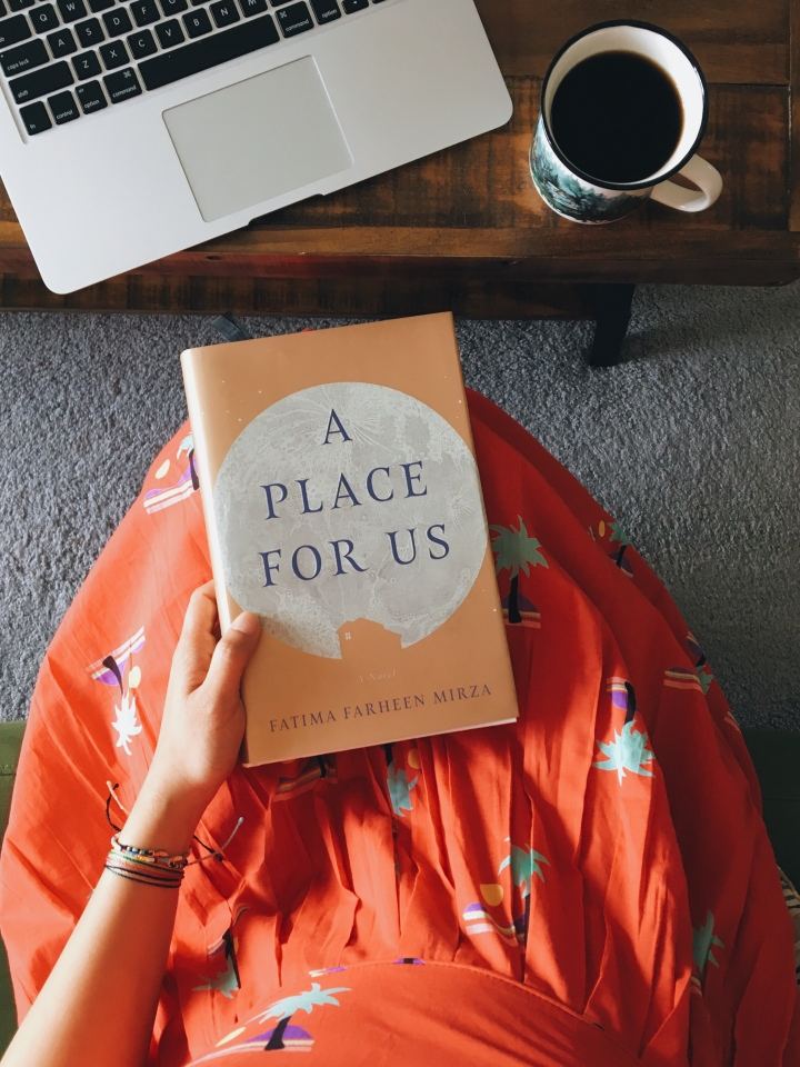 A Place for Us by Fatima Farheen Mirza – Blog Tour