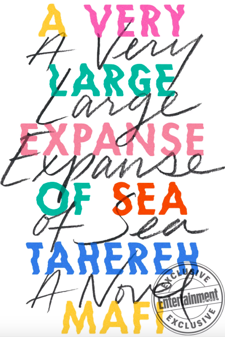 My Thoughts and an Excerpt from Tahereh Mafi's New Novel, A Very Large Expanse of Sea