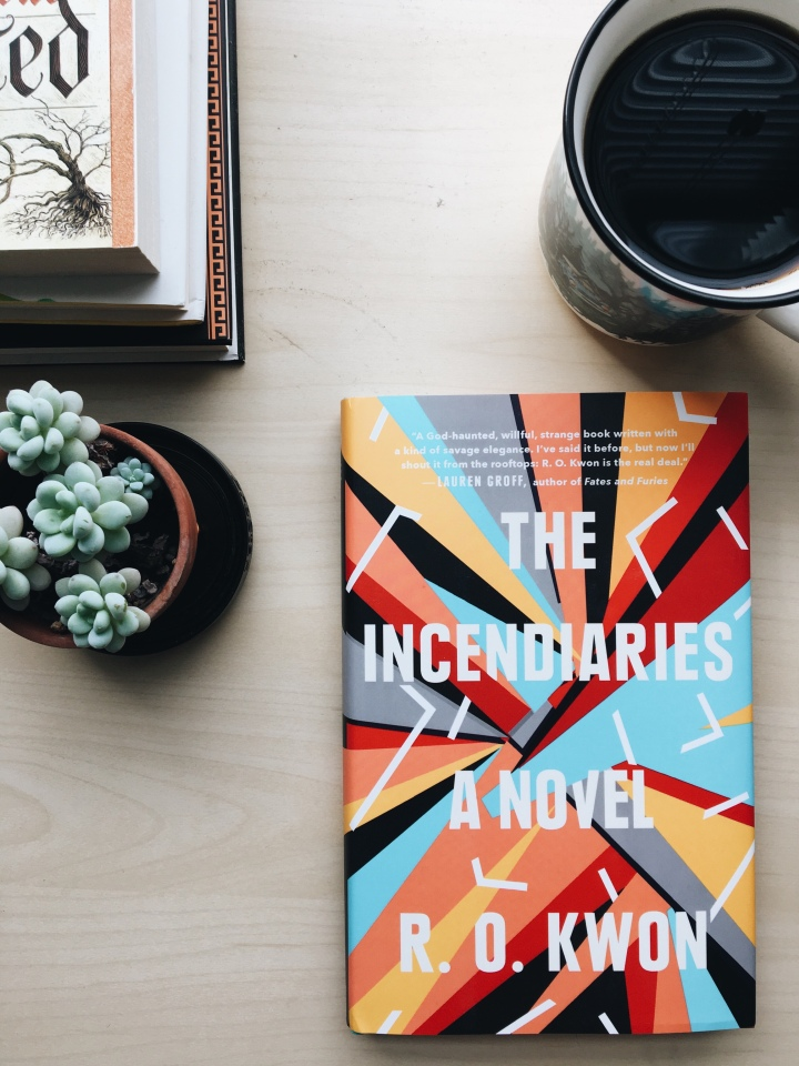 The Incendiaries by R.O.Kwon
