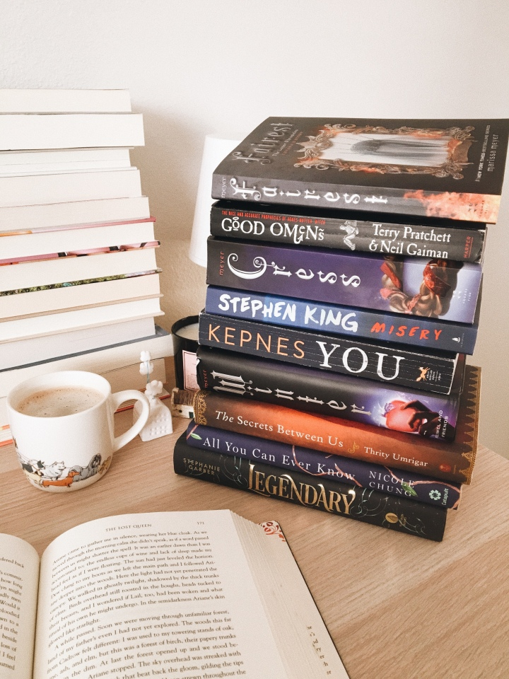 My Most Anticipated Reads – November2018