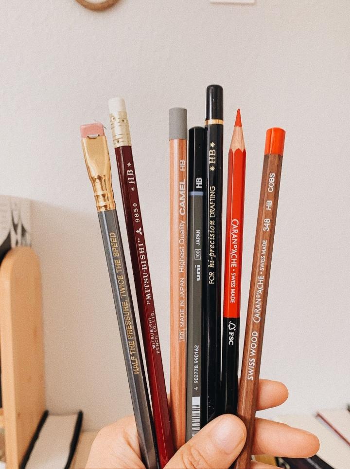 New Pencils from CW PencilEnterprise