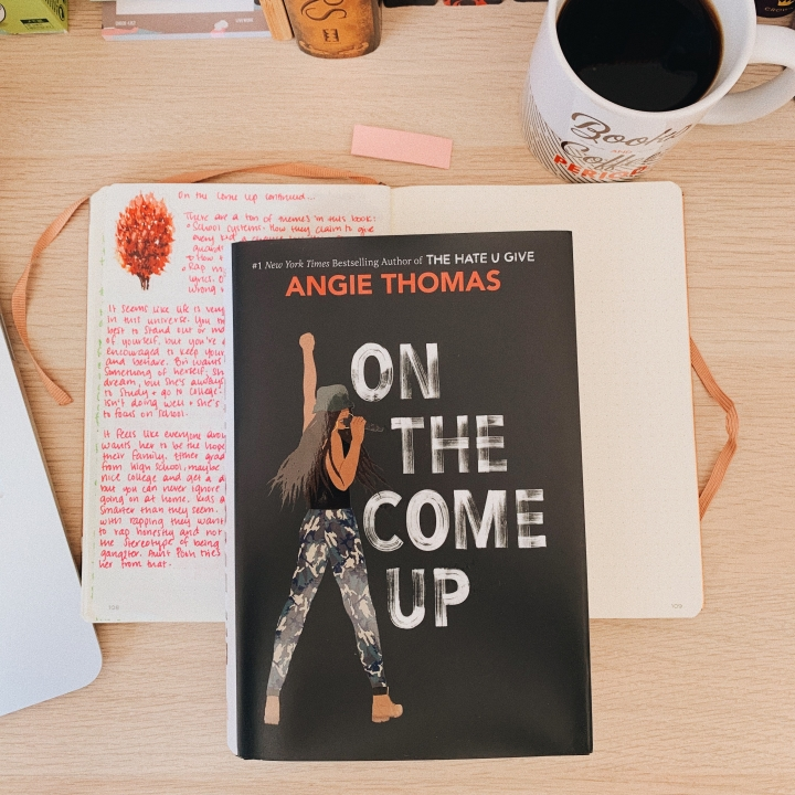 My Thoughts: On the Come Up by Angie Thomas