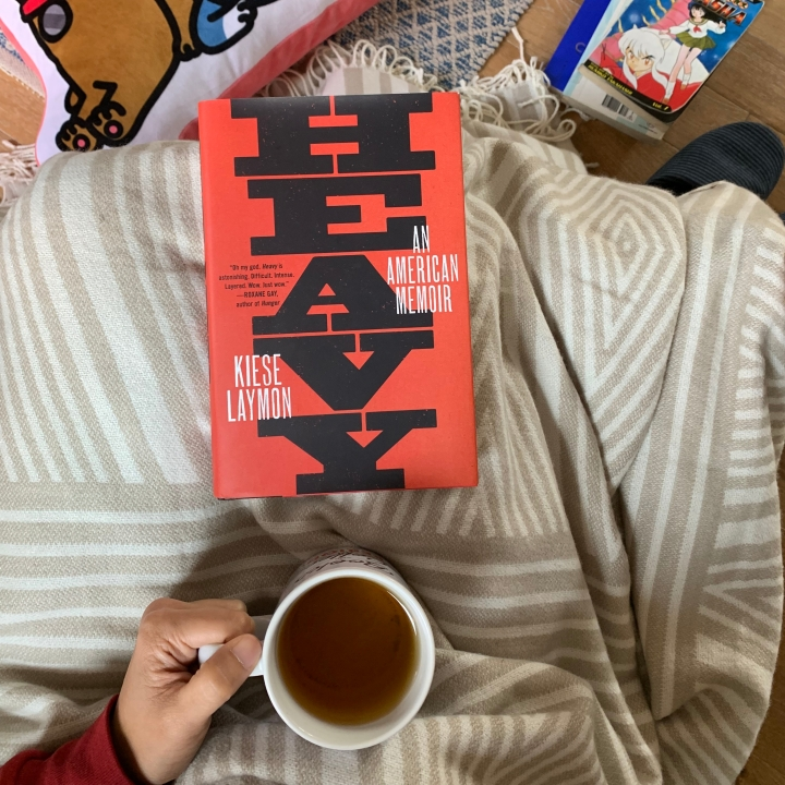 Reading Nonfiction: Heavy by Kiese Laymon