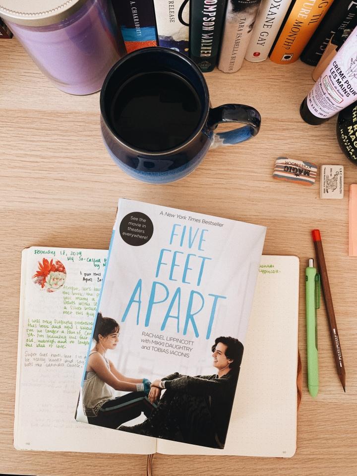 My Thoughts: Five Feet Apart by RachaelLippincott