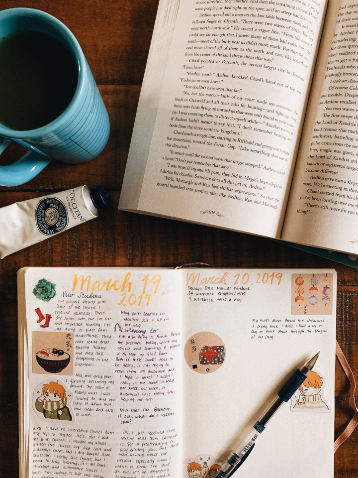 March 2019 Bookish Wrap-Up