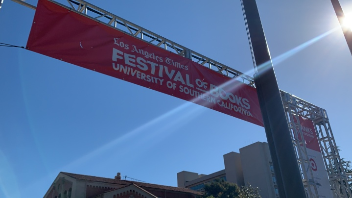 2019 LA Festival of Books