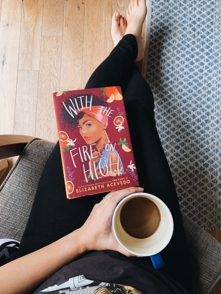 With the Fire on High by Elizabeth Acevedo // Review
