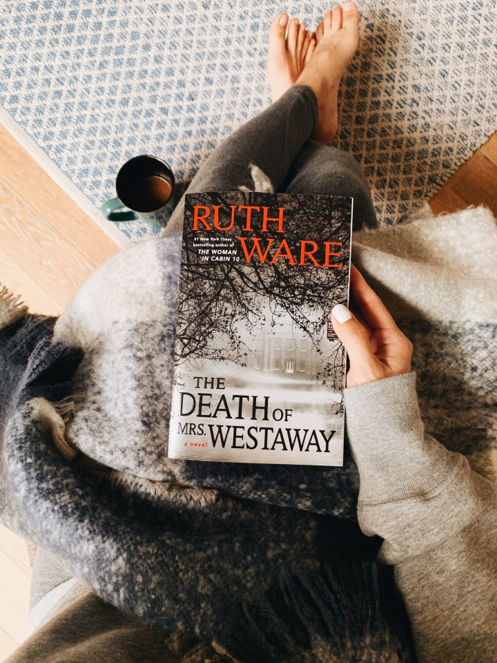 My Thoughts on The Death of Mrs. Westaway by Ruth Ware