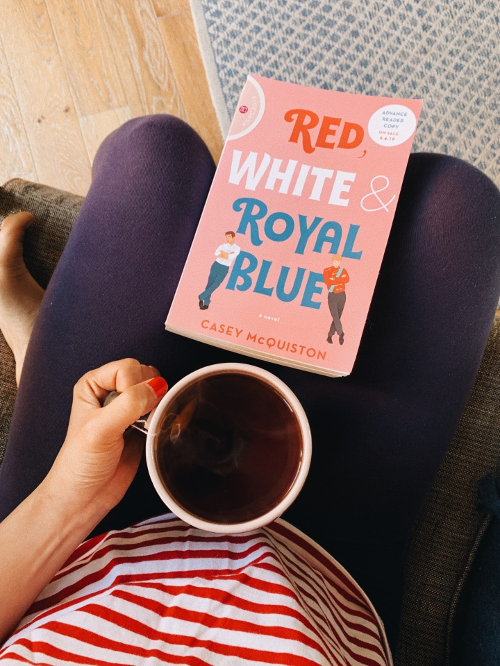 Red, White, and Royal Blue by Casey McQuiston // Review
