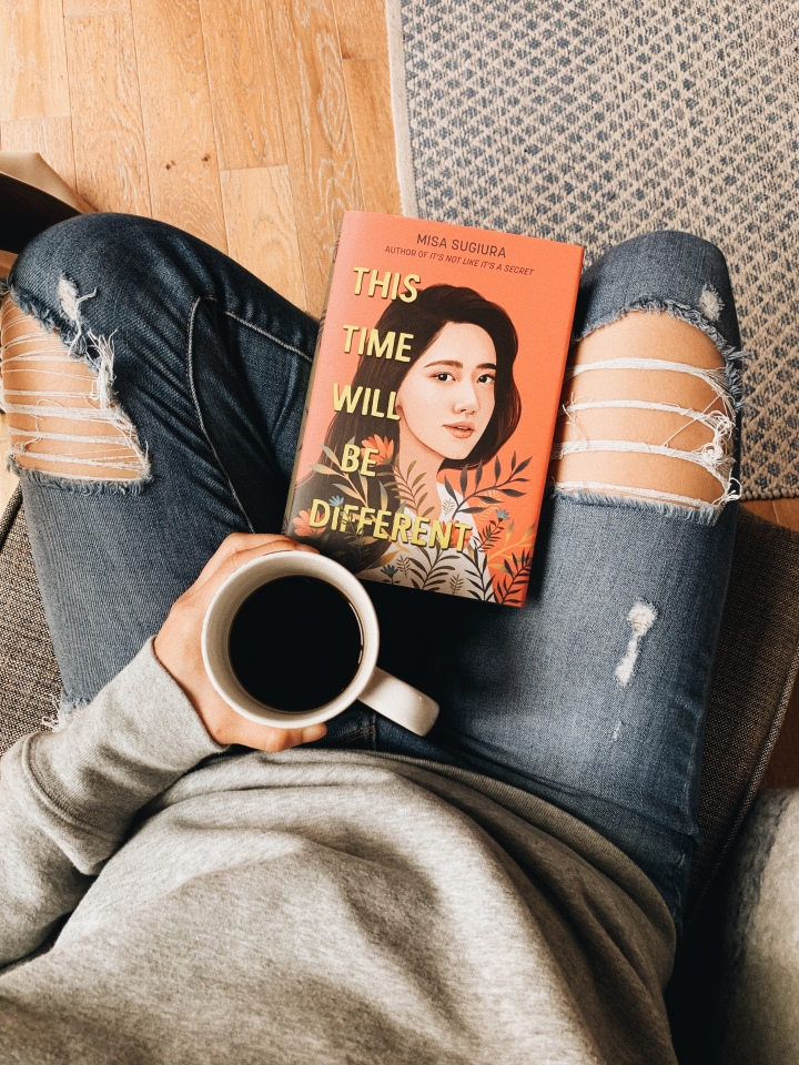 This Time Will Be Different by Misa Sugiura // BookReview