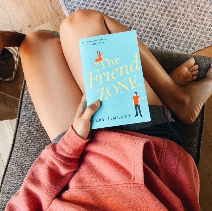 The Friend Zone by Abby Jimenez // BookReview