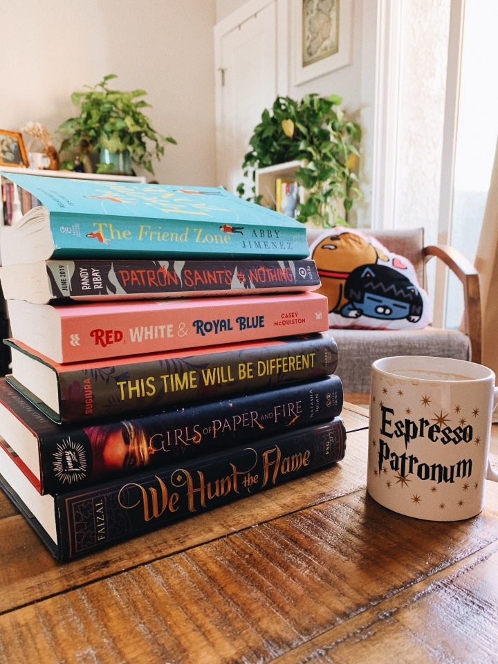 June 2019 Bookish Wrap Up