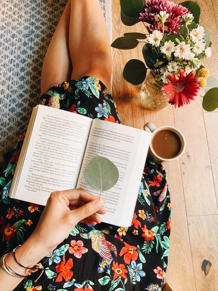 August 2019 BookishWrap-Up