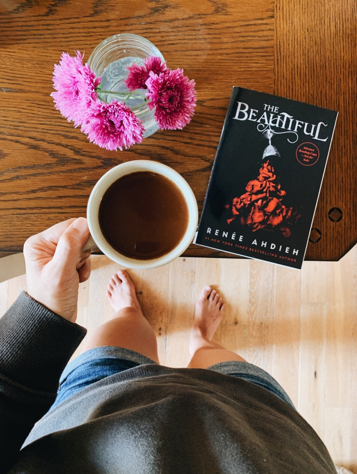 The Beautiful by Renee Ahdieh // Book Review