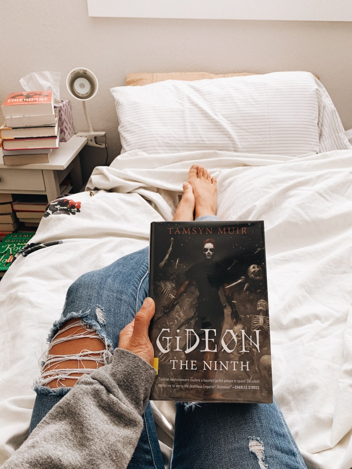Gideon the Ninth by Tamsyn Muir // Book Review