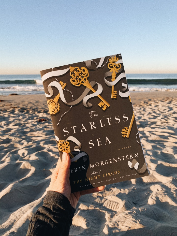 Worth the Hype // The Starless Sea by Erin Morgenstern