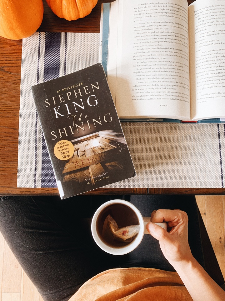 Books and their Movies: The Shining by Stephen King
