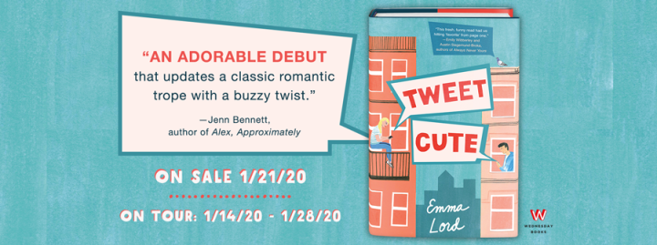 Tweet Cute by Emma Lord // Book Review