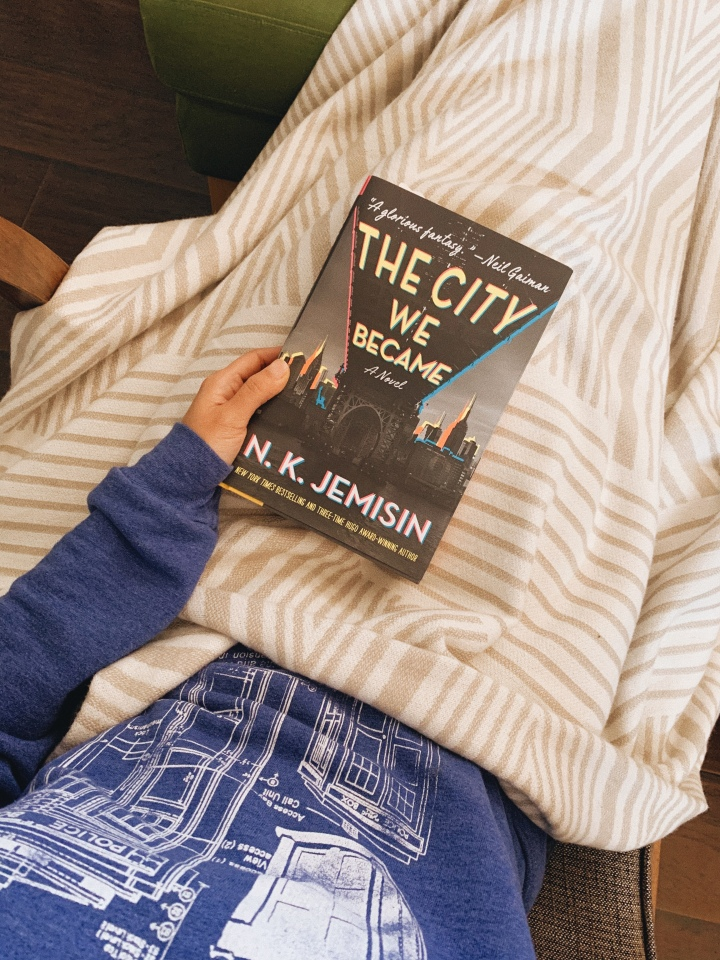 The City We Became by NK Jemisin // BookReview