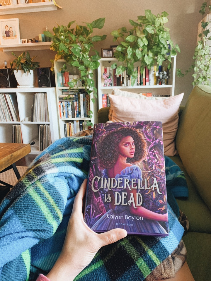 Cinderella is Dead by Kalynn Bayron // Book Review
