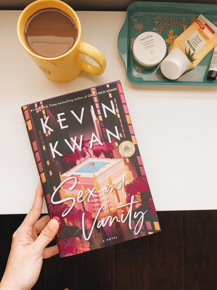 Sex and Vanity by Kevin Kwan // Book Review