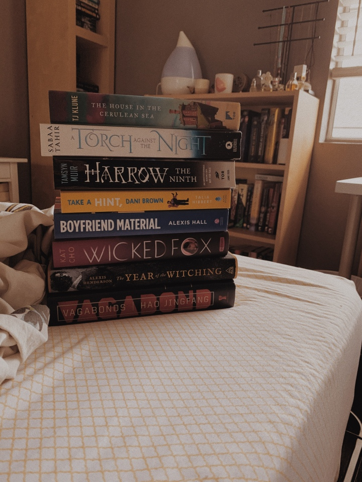 August 2020 Wrap Up
