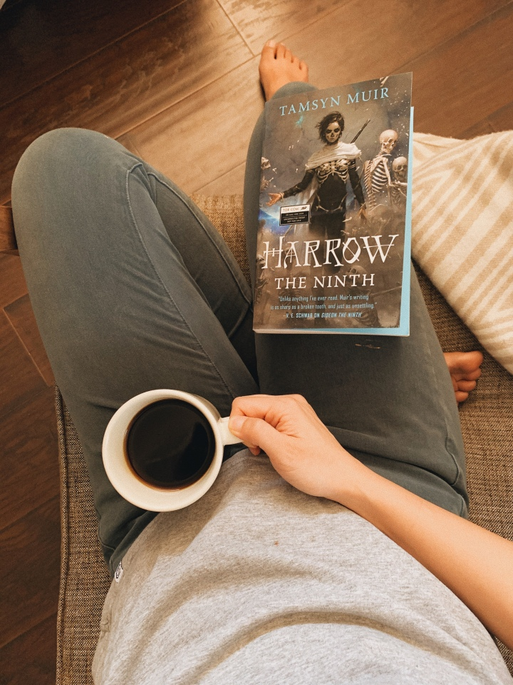 Harrow the Ninth by Tamsyn Muir // BookReview