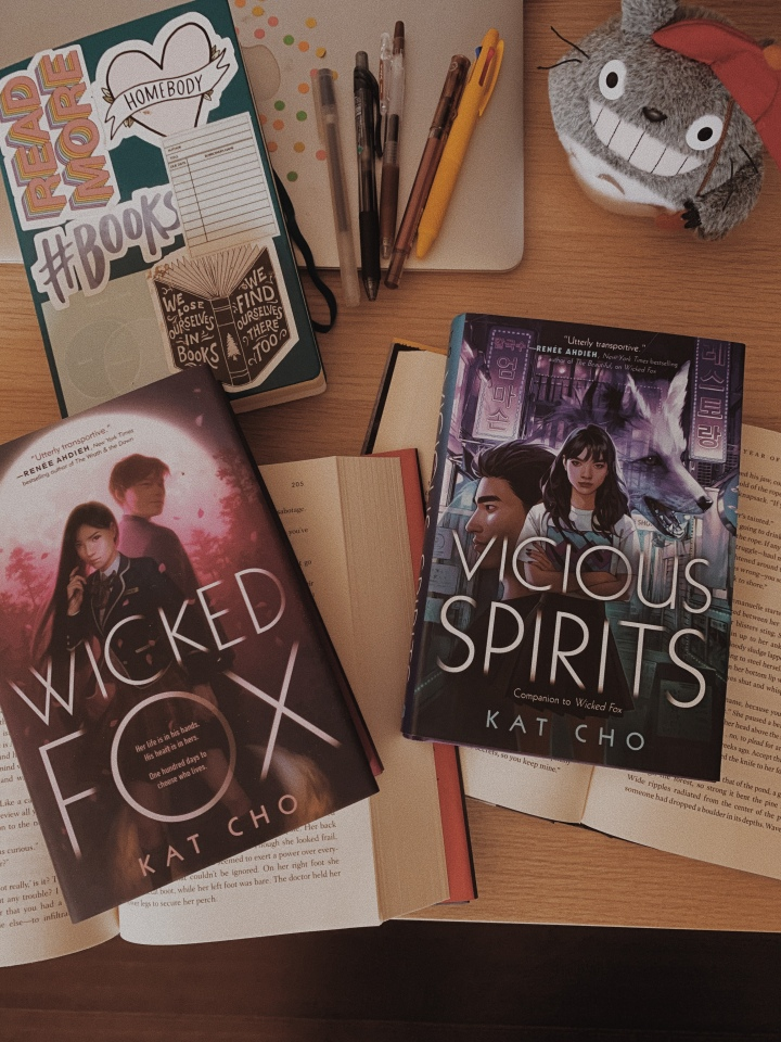 Wicked Fox by Kat Cho // Book Review