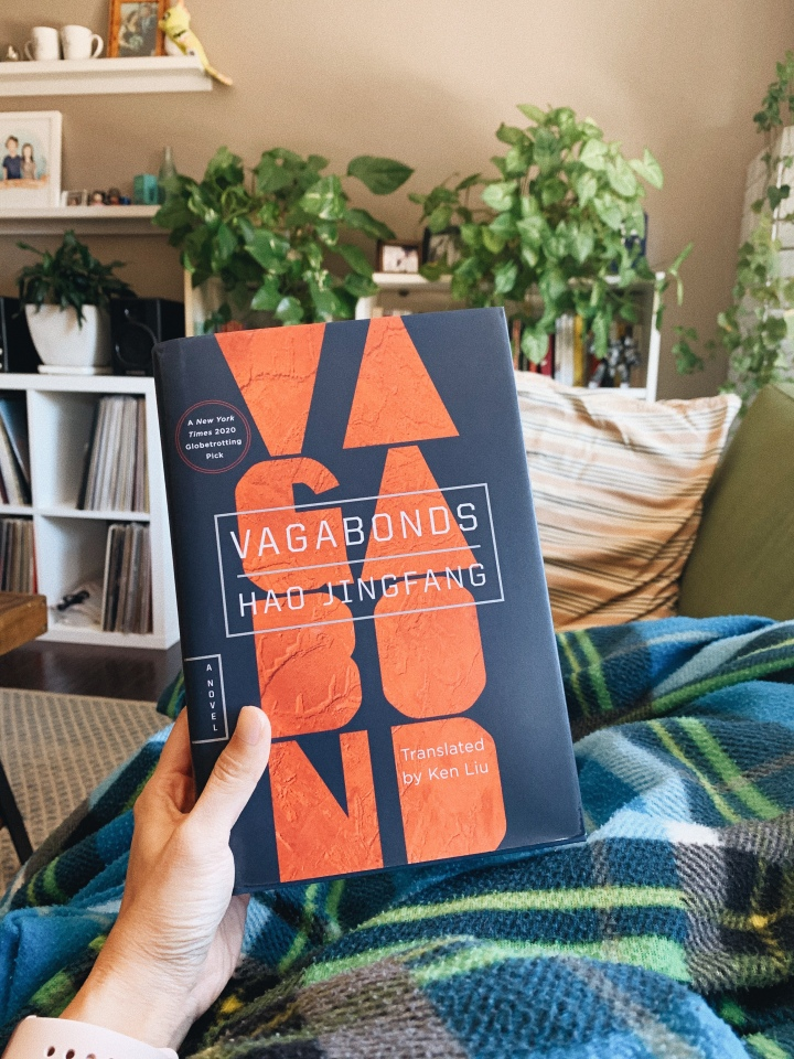 Vagabonds by Hao Jingfang // BookReview
