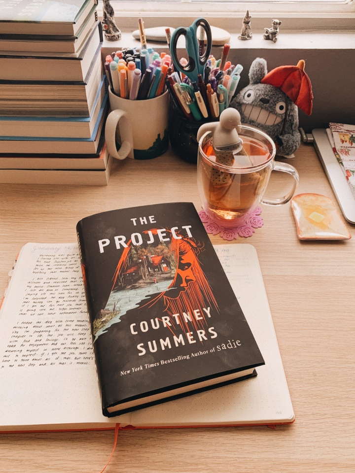 The Project by Courtney Summers // Book Review