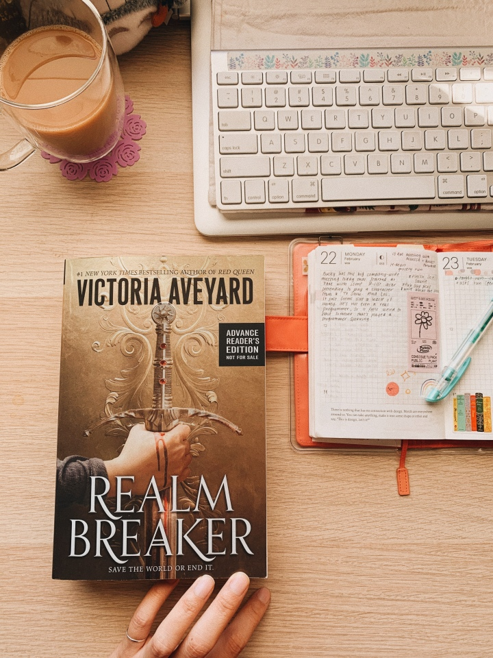 Realm Breaker by Victoria Aveyard // Book Review