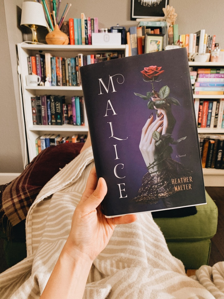 Malice by Heather Walter // Book Review