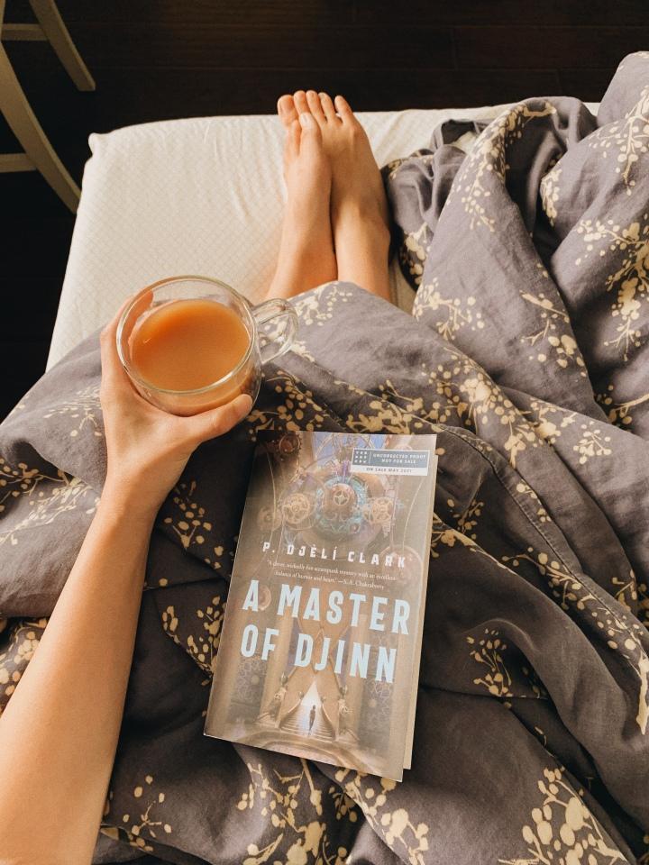 A Master of Djinn by P Djeli Clark // BookReview