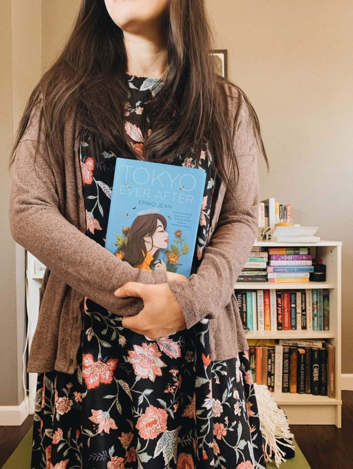 Tokyo Ever After by Emiko Jean // BookReview