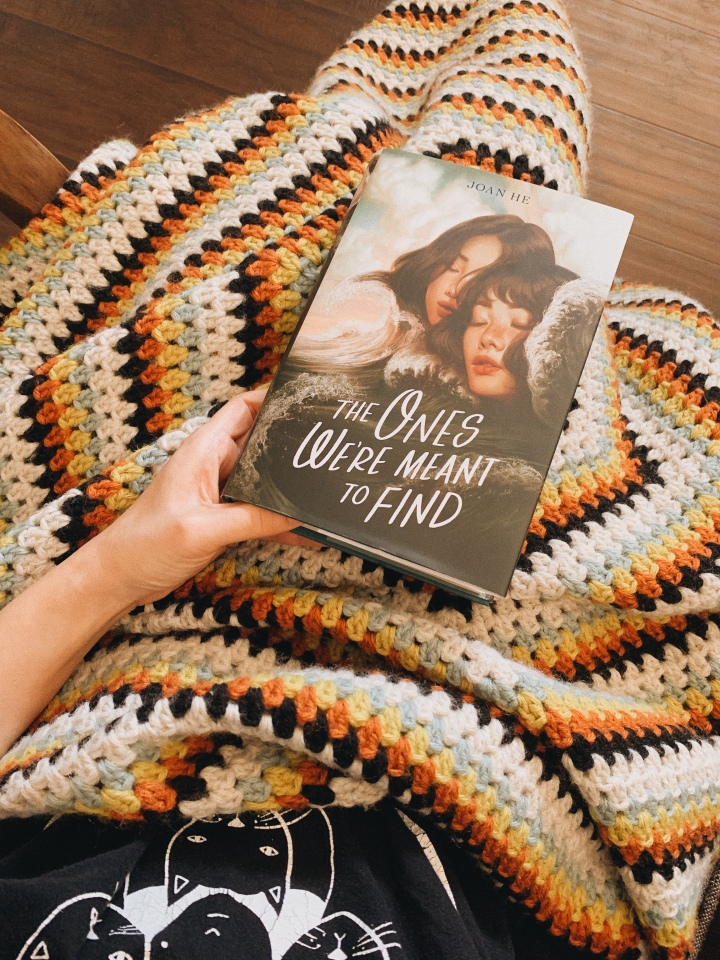The Ones We're Meant to Find by Joan He // BookReview