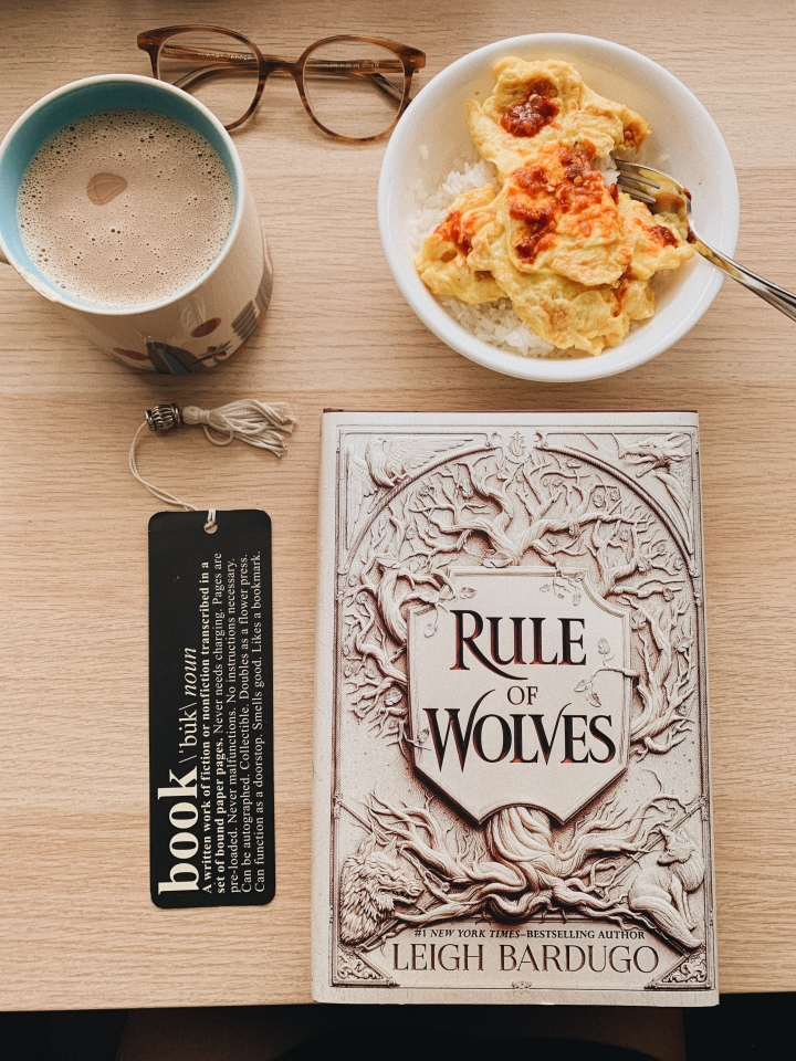 Rule of Wolves by Leigh Bardugo // BookReview