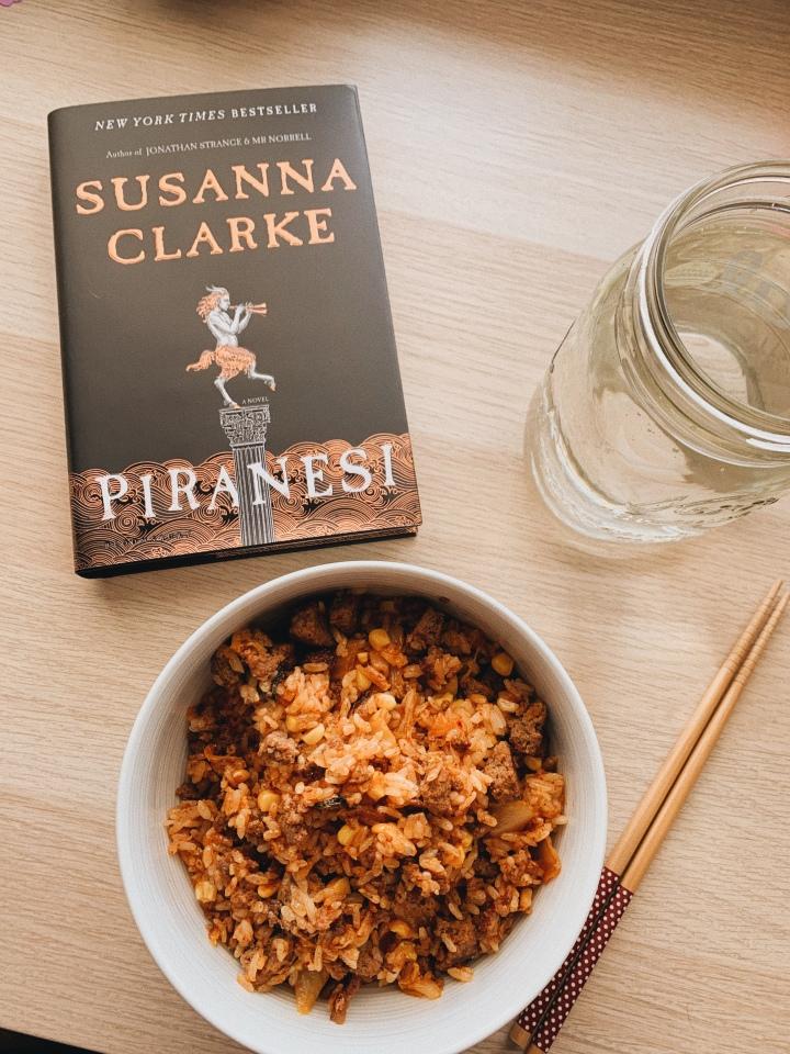 Piranesi by Susanna Clarke // BookReview
