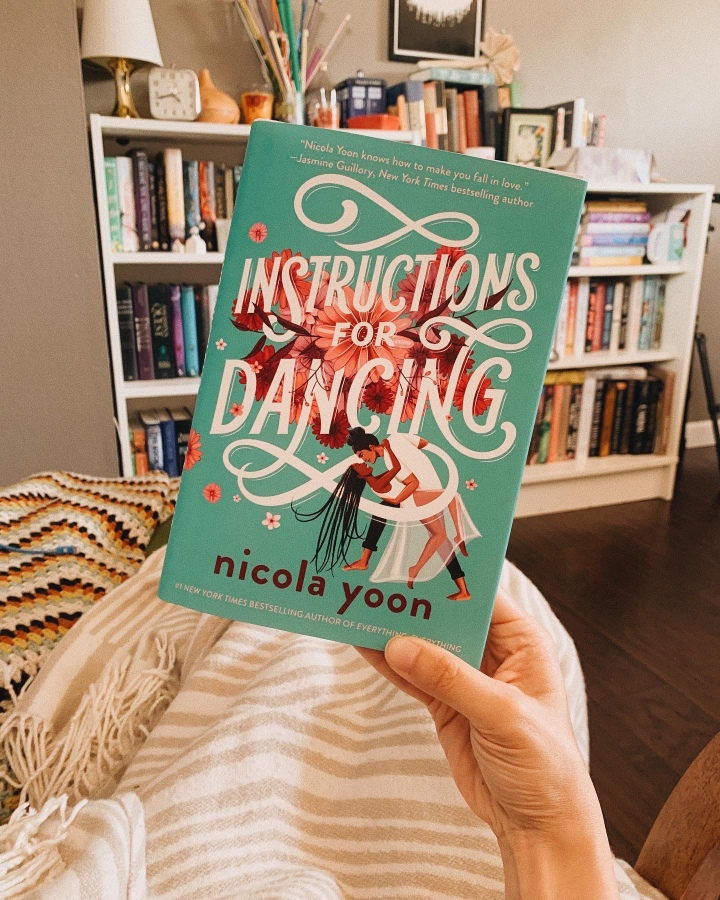 Instructions for Dancing by Nicola Yoon // BookReview