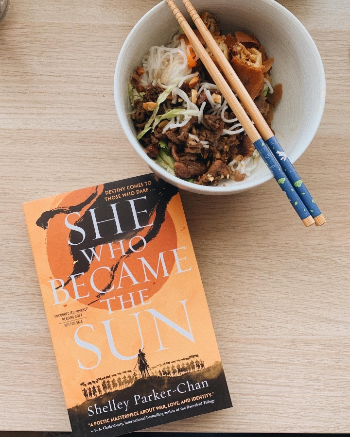 She Who Became the Sun by Shelley Parker-Chan // BookReview
