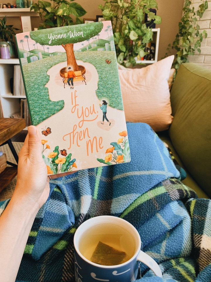 If You, Then Me by Yvonne Woon // BookReview