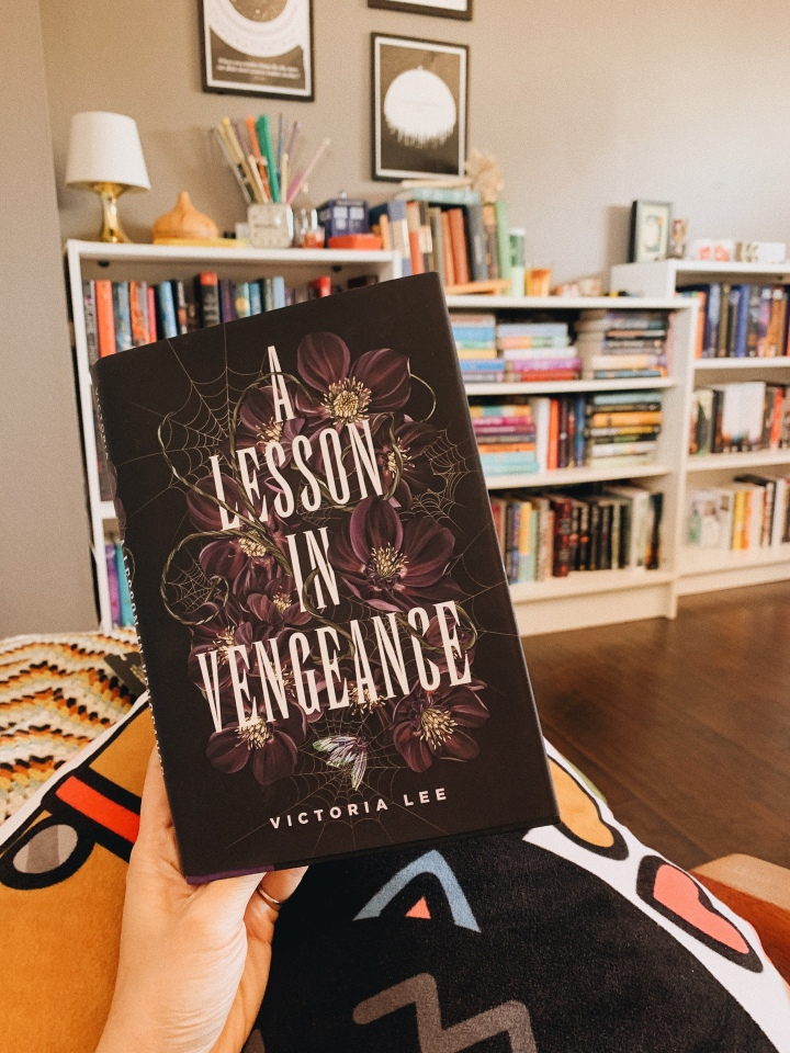 A Lesson in Vengeance by Victoria Lee // BookReview