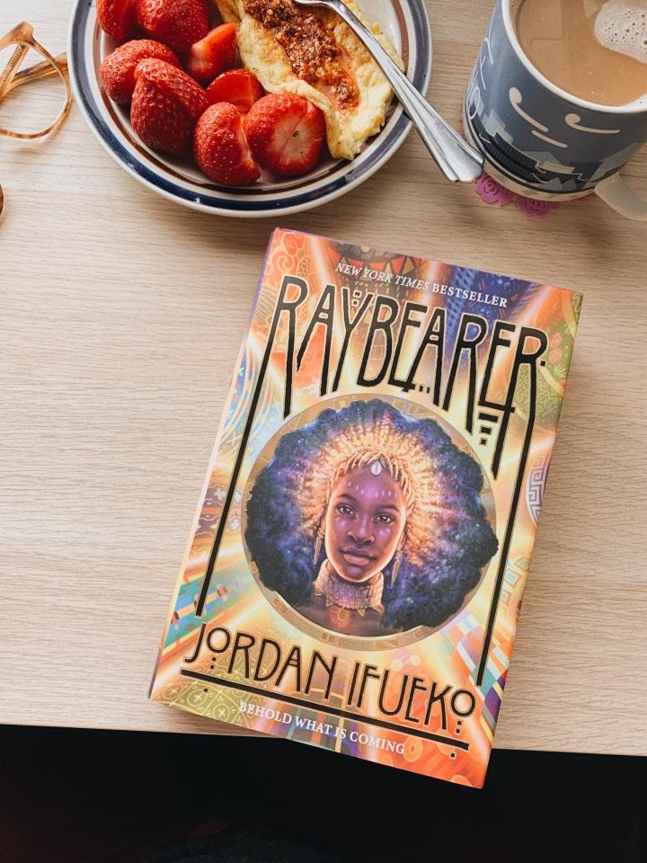 Raybearer by Jordan Ifueko // BookReview