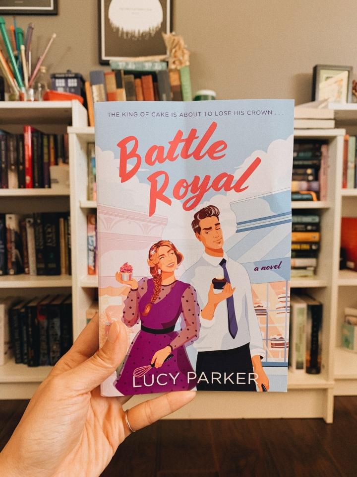 Battle Royal by Lucy Parker //Spotlight