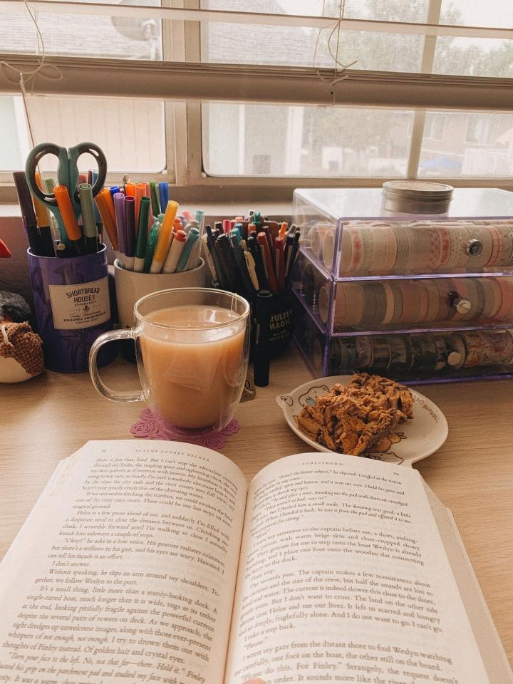 Seven Middle Grade Books/Series I'd Love toRead