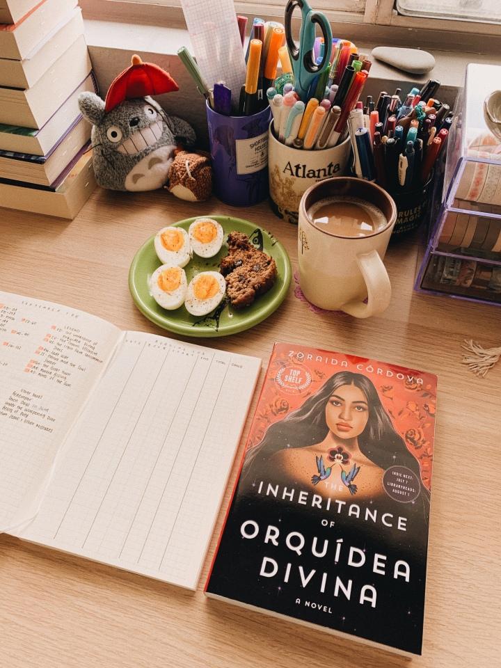 The Inheritance of Orquidea Divina by Zoraida Cordova // BookReview